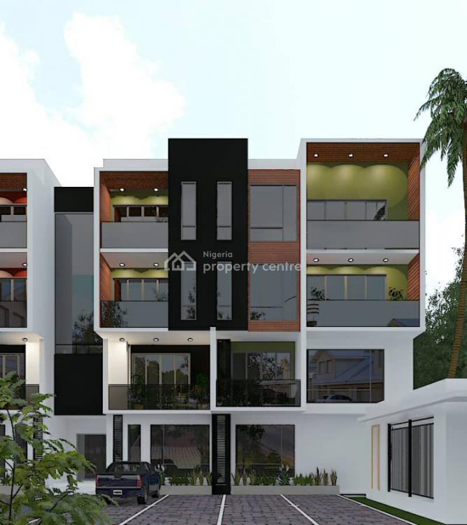 2 Bedroom Maisonette Without Bq, Seagate Estate, Beside Safe Court, Off Spar Road, Ikate, Lekki, Lagos, Flat for Sale