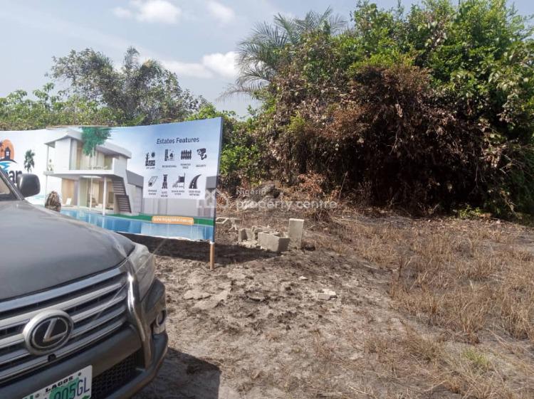 Ocean Front Land. Ocean Breeze Estate, Ibeju Lekki, Lagos, Mixed-use Land for Sale