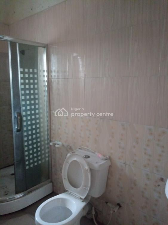 Lovely Spacious Mini Flat with Kitchen Cabinets Upstairs, Aborisade, Lawanson, Surulere, Lagos, Mini Flat for Rent