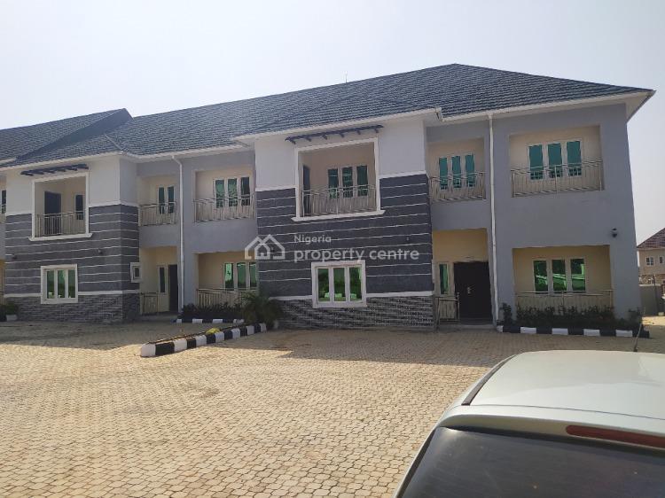 Brand New 4 Bedrooms Terraced Duplex, Katampe Extension, Katampe, Abuja, Terraced Duplex for Rent