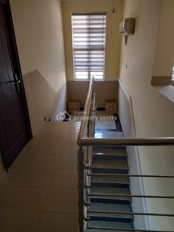 4 Bedrooms Duplex, Off Sokoto Street, Osborne, Ikoyi, Lagos, Semi-detached Duplex for Rent