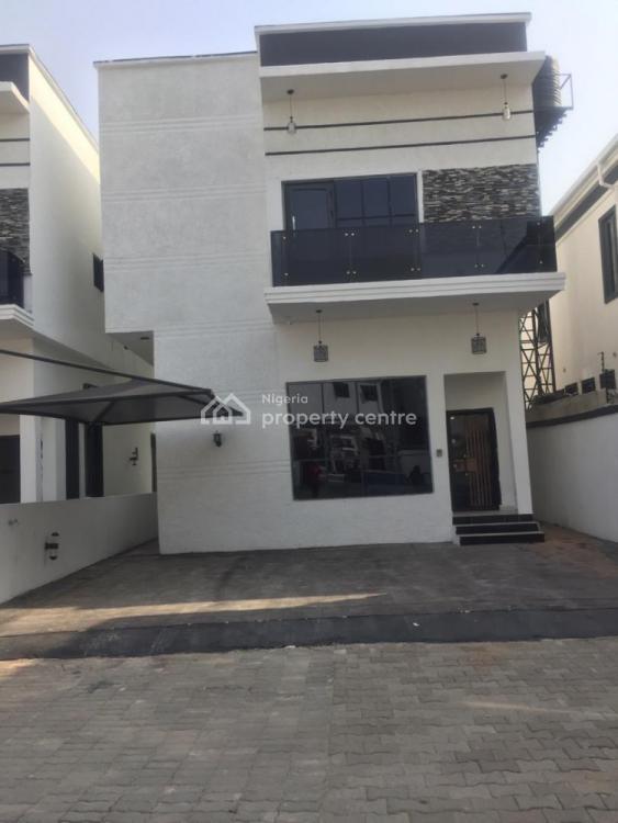 a 4 Bedroom Detached Duplex with Bq, Ikota, Lekki, Lagos, Detached Duplex for Sale
