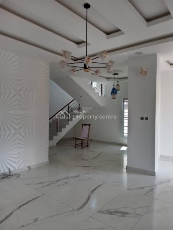 Four Luxury Room Duplex with Excellent Compound and Facilities, U3 Estate Close to Pinnacle Filling Station, Lekki, Lagos, Detached Duplex for Sale