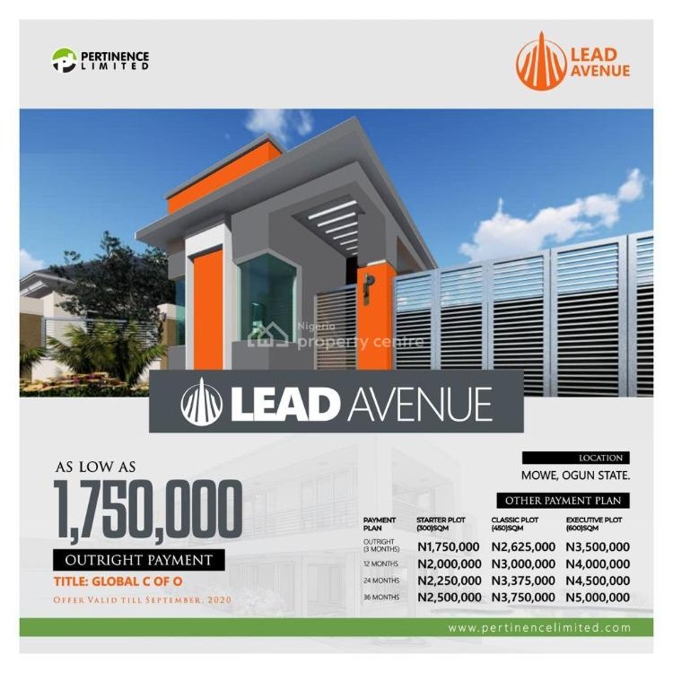 Affordable Residential Land, Diamond Estate, Atan Ota, Ado-odo/ota, Ogun, Residential Land for Sale