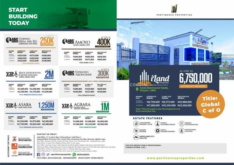 Residential Land, Ocean Wealth Estate, Okigwe, Imo, Mixed-use Land for Sale