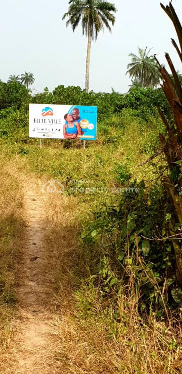 Own Your Dream Home Here at Elite Ville Estate Very Affordable, Odo Egiri Poka, Epe, Lagos, Mixed-use Land for Sale