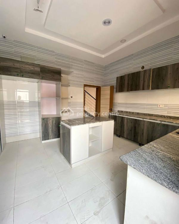 Brand New 4 Bedroom Semi Detached, By 2nd Toll Gate, Lekki, Lagos, Semi-detached Duplex for Sale