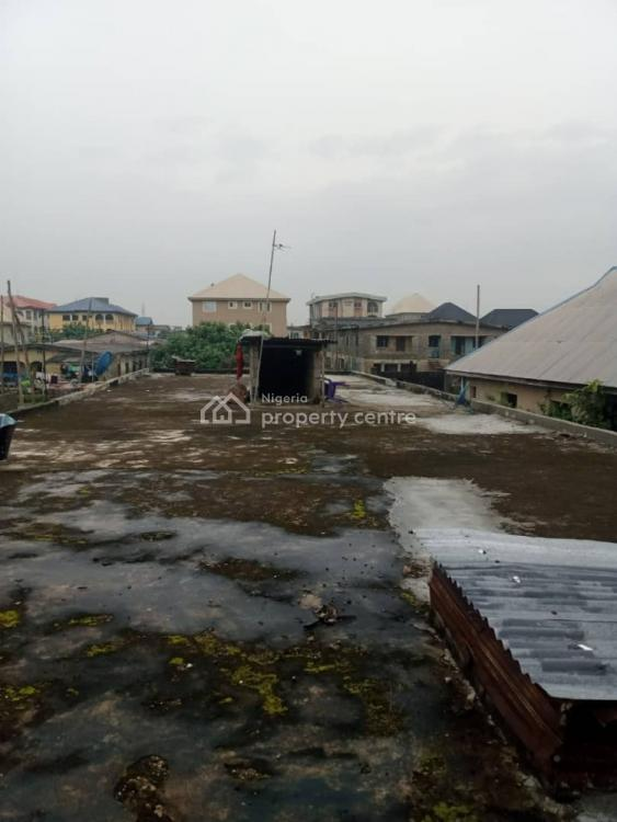 Space for School, Church Or Barkery, Popoola Street,off Olasanloye Street, Satellite Town, Ojo, Lagos, Commercial Property for Rent
