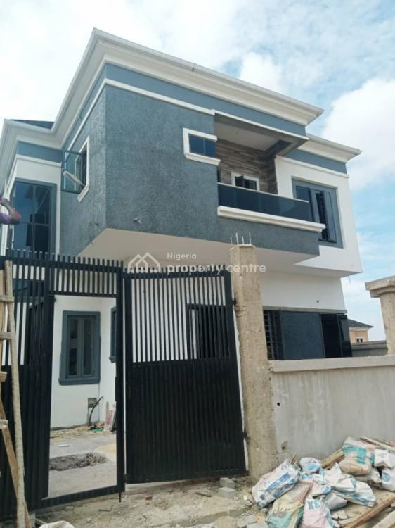 Governors Consent, Chevron Area, Lekki, Lagos, Detached Duplex for Sale