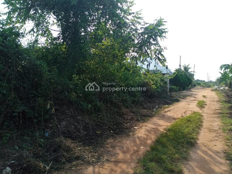 100ft By 100ft Bare Land, Very Close to Tarred Road., By Guinness Warehouse Off Sapele Road, Benin, Oredo, Edo, Residential Land for Sale