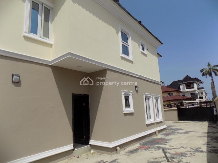 5 Bedroom Duplex, Atlantic View Estate, New Road, Igbo Efon, Lekki, Lagos, Detached Duplex for Sale