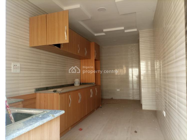 Cool 4 Bedroom, Life Camp, Abuja, Semi-detached Duplex for Rent