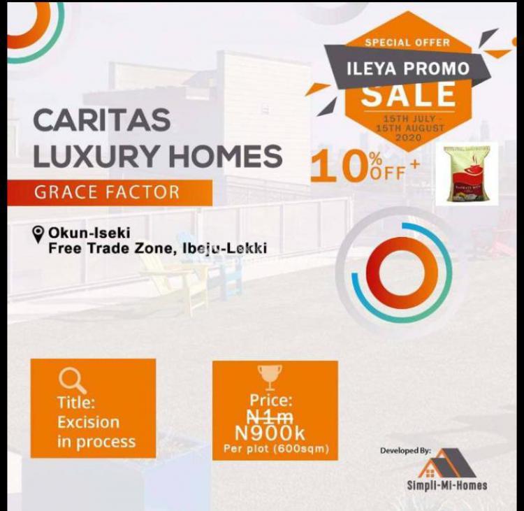 Dry Land, Okun Iresi, Ibeju Lekki, Lagos, Mixed-use Land for Sale