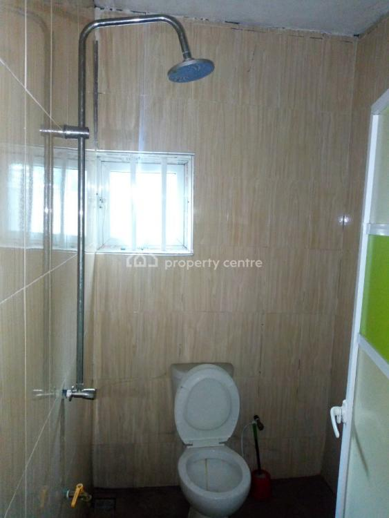 Male Students Hostel, Lasu - Isheri Road, Iba, Ojo, Lagos, Self Contained (single Rooms) for Rent