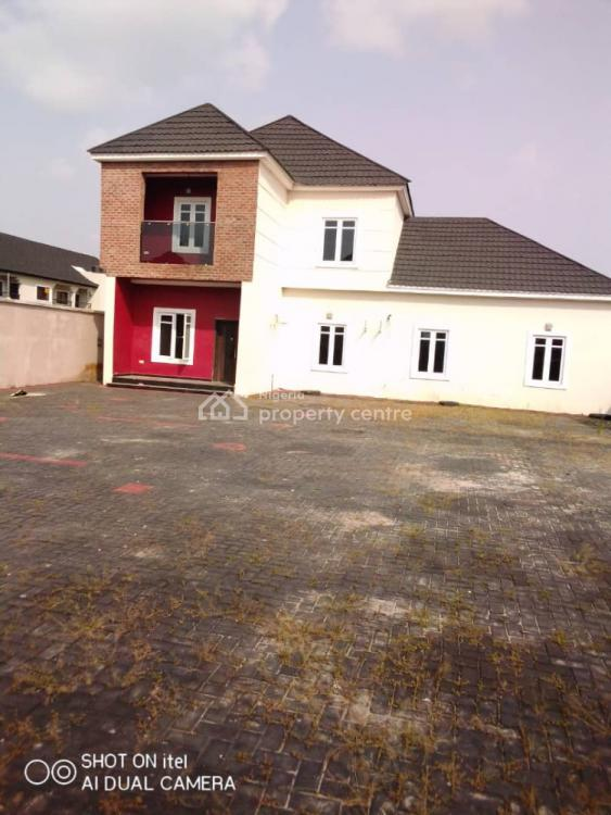 4 Bedroom Fully Detached Duplex with Bq on a Full Plot, Unity Estate, Badore Road, Ajah, Lagos, Detached Duplex for Sale