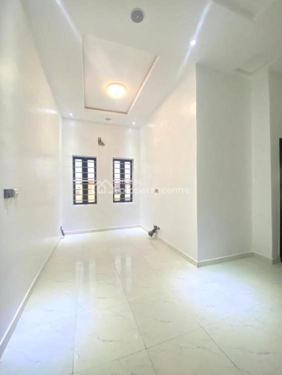 Lovely 4 Bedroom Semi Detached Duplex with a Room Bq, Ikate Elegushi, Lekki, Lagos, Semi-detached Duplex for Sale