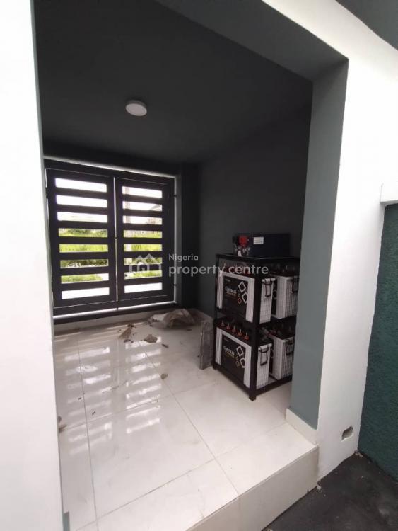 Newly Built Fully Detached 5 Bedroom House and a Room Bq, Ikate Elegushi, Lekki, Lagos, Detached Duplex for Rent