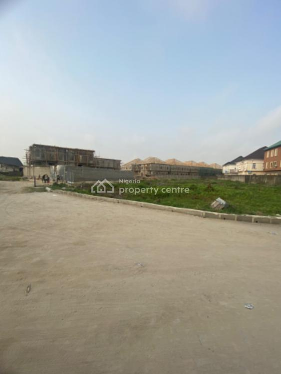 Lovely Parcel of 3275 Sqms Land Facing The Road in a Gated Estate, Ikota, Lekki, Lagos, Residential Land for Sale