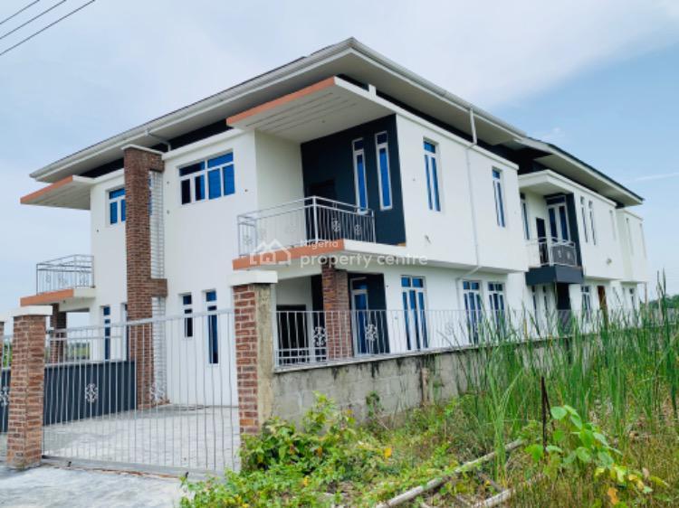 Exclusive Spacious 4 Bedroom Semi Detached Duplex in a Serene Estate, Lekki Phase 2, Lekki, Lagos, Semi-detached Duplex for Sale