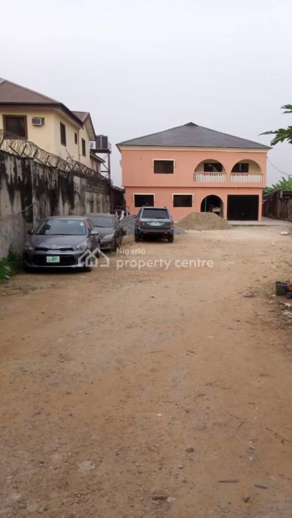 a Massive 4 Bedroom Duplex, God Chosen Estate, Ogudu, Lagos, Semi-detached Duplex for Rent