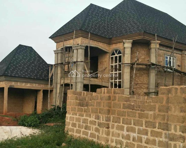 Cheap Duplex Available, Ekehuan Road, Benin, Oredo, Edo, Detached Duplex for Sale