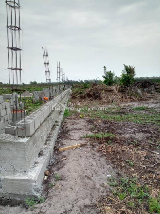 Affordable Gated Land Facing Tarred Road in Serene Location, Ruby Fields Estate Lekki Free Trade Zone, Okun Imedu, Ibeju Lekki, Lagos, Mixed-use Land for Sale