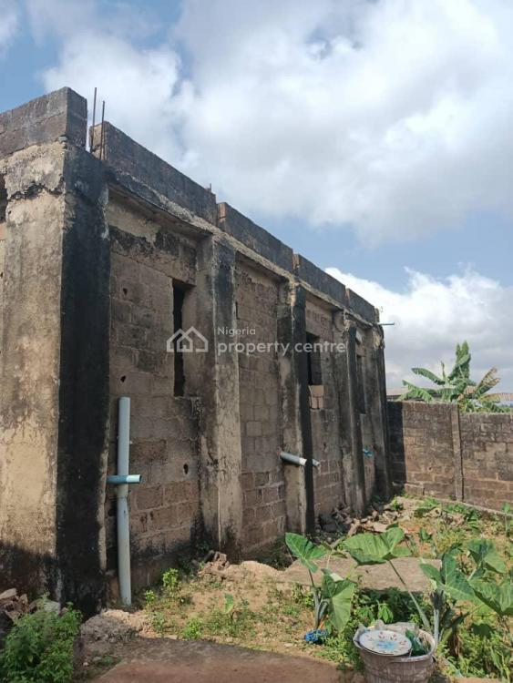 a Solid 12 Rooms Bungalow with Decking, Ntabo, Sango Ota, Ijoko, Ogun, Detached Bungalow for Sale