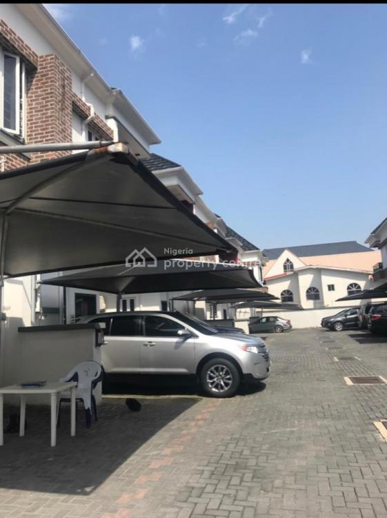 Luxury 4 Bedroom Semi Detached Duplex with a Room Bq, Agungi, Lekki, Lagos, Semi-detached Duplex for Rent