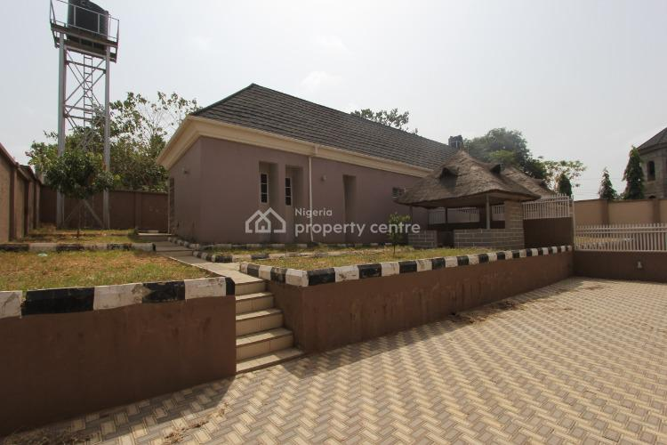 Exquisitely Finished 6 Bedroom Twin Duplex with 2 Room Guest Chalet, Guzape District, Abuja, House for Sale