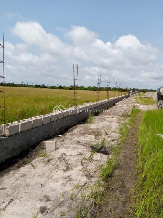 Land Between Two Waterfronts., Victorious Estate Ilagbo, Ibeju Lekki, Lagos, Residential Land for Sale