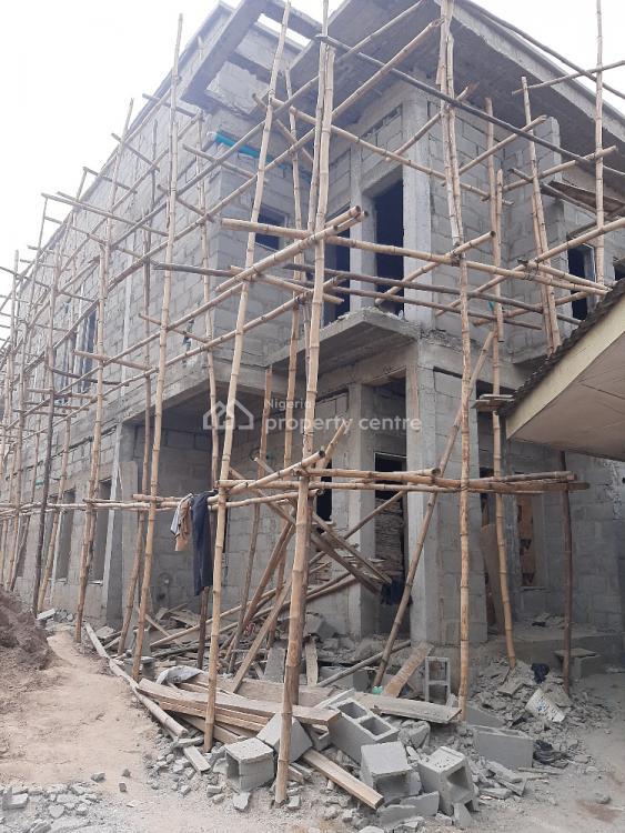 Newly Built 4 Bedroom Detached Duplex in a Secured Estate, Omole Phase 2, Ikeja, Lagos, Detached Duplex for Sale