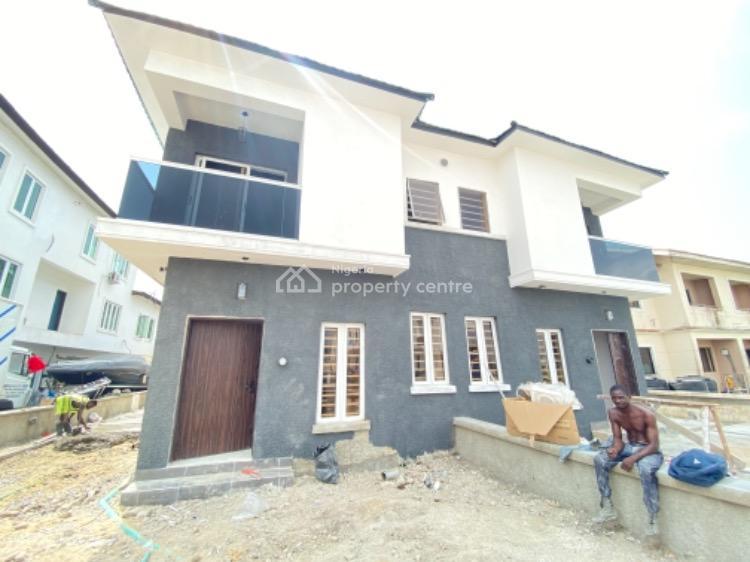 Spacious 4 Bedroom Semidetached Duplex, Buena Vista Estate, Lekki, Lagos, Semi-detached Duplex for Sale