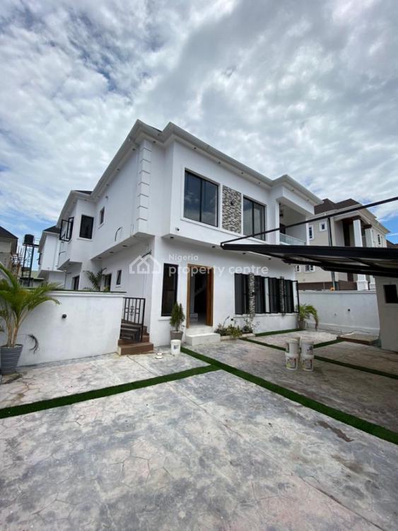 5 Bedroom Luxury Duplex  with Swimming  Pool & 1bq, Idado, Lekki, Lagos, Detached Duplex for Sale
