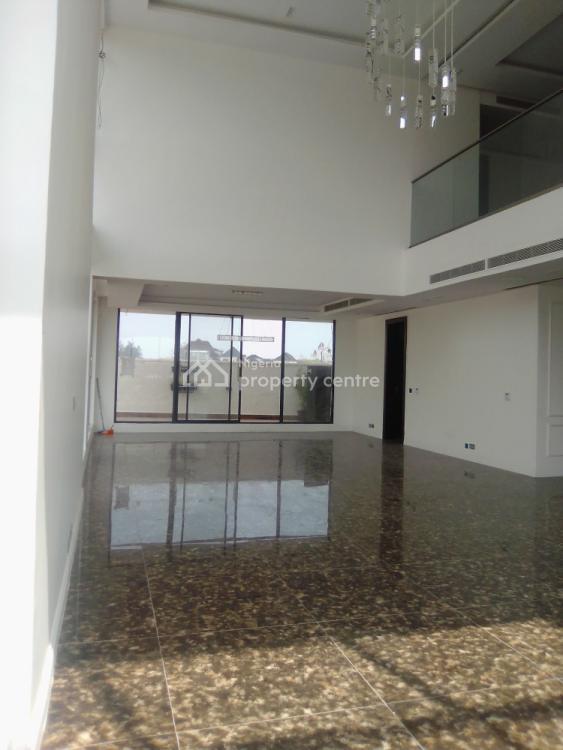 6 Bedroom Fully Detached Duplex with Pool, 2 Rooms Bq, Banana Island, Ikoyi, Lagos, Detached Duplex for Sale