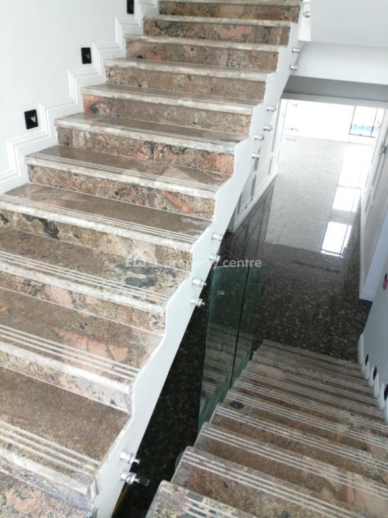 Exquisite Built 6 Bedroom Mansion with Pool and Cinema, Banana Island, Ikoyi, Lagos, Detached Duplex for Sale
