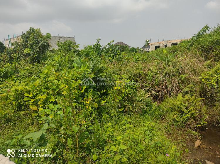 Fenced Dry Land in a Newly Developed Estate, in a Very Developed Estate at Abraham Adesanya, Ajah, Lagos, Land for Sale