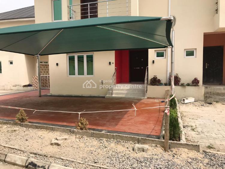 Luxury 4 Bedroom Semi--detached Duplexes with B/q, Horizon Estate, Ikate, Lekki, Lagos, Semi-detached Duplex for Sale