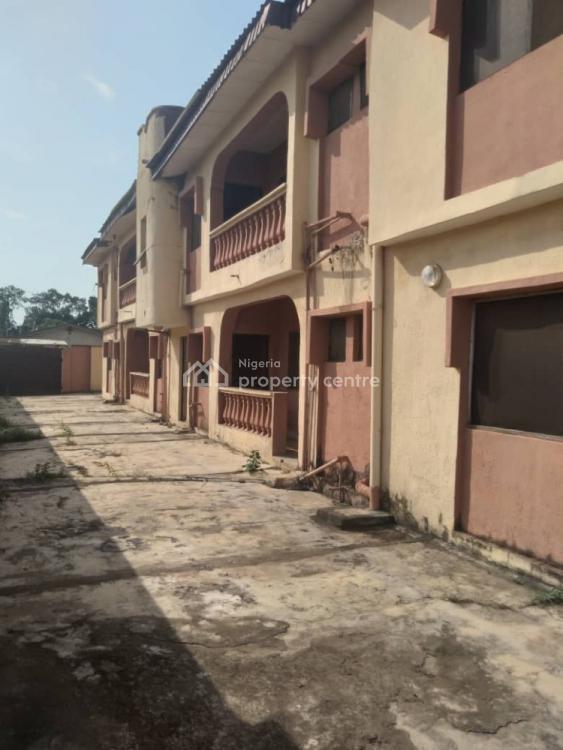 a Block of Flats, Oremeji Street Via Onimoba Estate, College Bus Stop, Igando, Ikotun, Lagos, Block of Flats for Sale