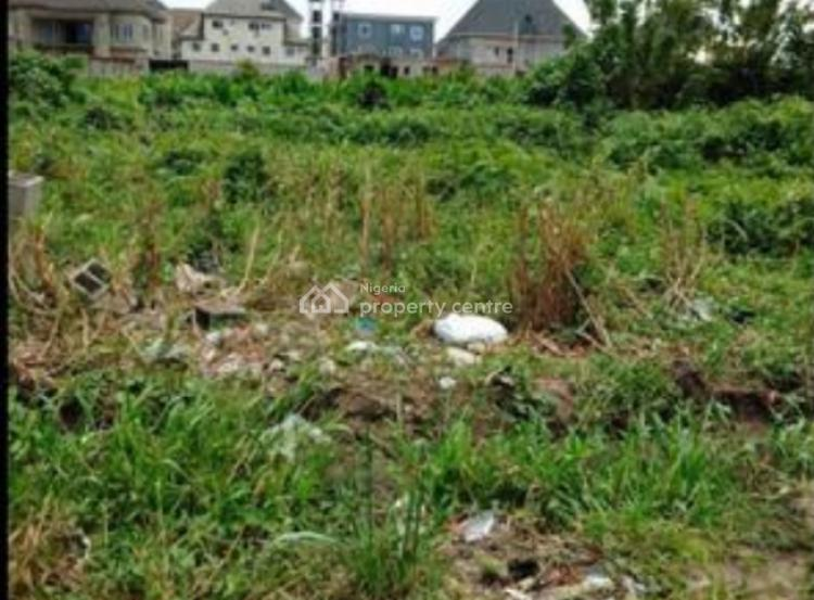 600 Square Meters Dry Land, Back of Sky More, Sangotedo, Ajah, Lagos, Mixed-use Land for Sale
