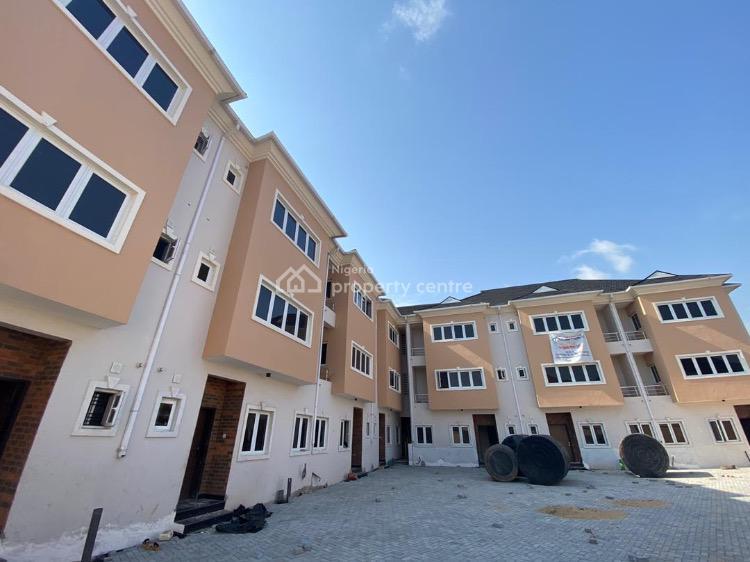 4 Bedroom Terrace Duplex with Bq, Adelabu, Surulere, Lagos, Terraced Duplex for Sale