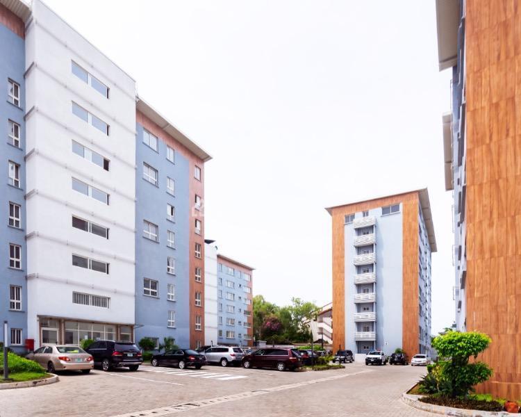 3 Bedroom Maisonettes with a Room Bq, Off Ahmadu Bello Way, Victoria Island (vi), Lagos, Flat for Sale