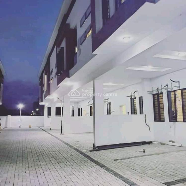 Tastefully Finished and Well Detailed Luxury 4 Bedrooms Terrace Duplex, Orchid, Lekki, Lagos, Terraced Duplex for Sale