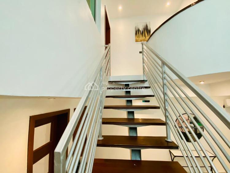 Luxury 2 Bedroom Terraced Duplex, Ikate, Lekki, Lagos, Terraced Duplex Short Let