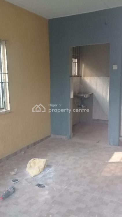 a Room Self Contained, 6, Agbolahan Ogunwa Avenue, Igbogbo, Ikorodu, Lagos, Self Contained (single Rooms) for Rent