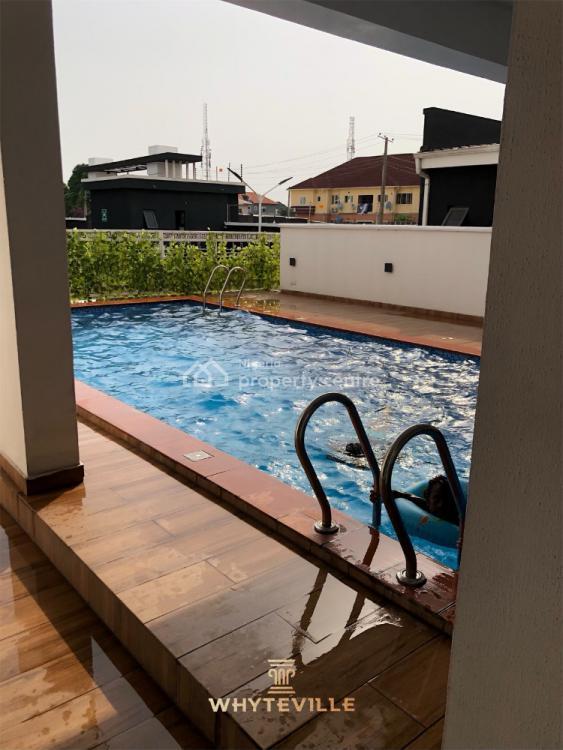 Luxury 3 Bedroom Flat + Bq, Jakande, Lekki, Lagos, Block of Flats for Sale