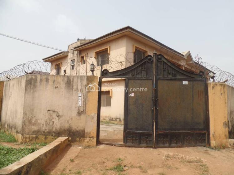 Standard Block of 4 Flats of 2 Bedroom with C of O, Baruwa, Ipaja, Lagos, Block of Flats for Sale