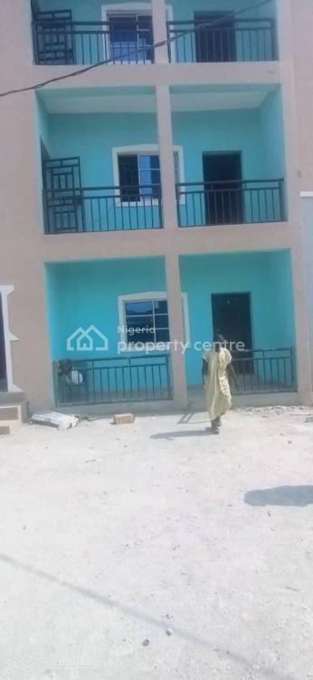 One Bedroom Flat, F01 Kubwa., Fo1 Layout, Kubwa, Abuja, Mini Flat for Rent