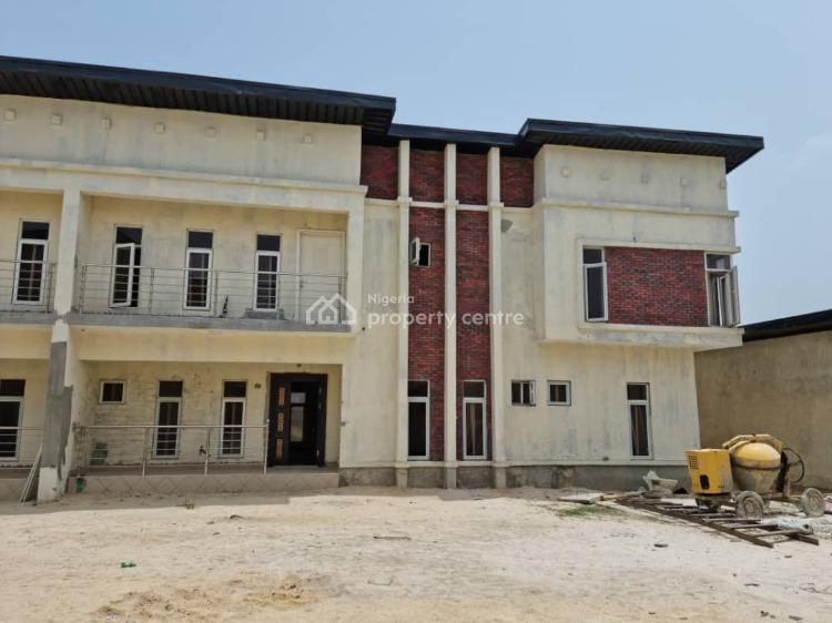 4 Bedroom Semi Detached Duplexes, Angel Court, Abijo Gra, Abijo, Lekki, Lagos, Semi-detached Duplex for Sale