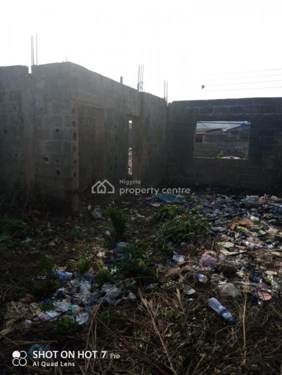 Uncompleted Blocks of Flats, Baale Field, Igbo-olomu Road, Isawo, Ikorodu, Lagos, Block of Flats for Sale