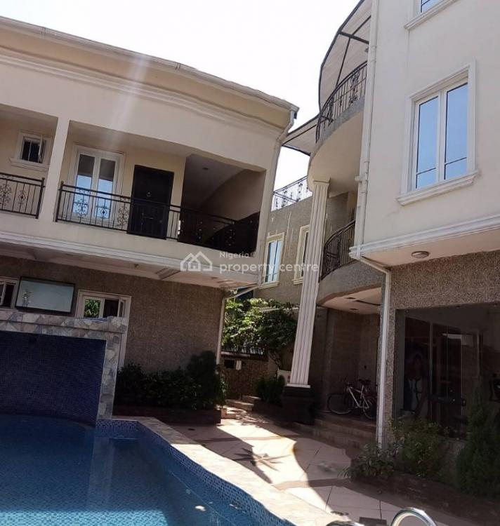 Exquisitely Finished 5 Bedroom Fully Detached House with 3 Rooms, Ikoyi, Lagos, Detached Duplex for Sale